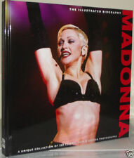 MADONNA The Illustrated Biography * By Marie Clayton * Hardcover