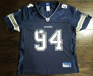 DeMarcus Ware #94 Dallas Cowboys NFL Football Reebok Jersey Youth Size Large