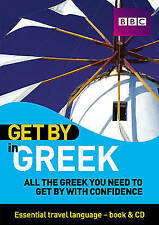 Get By In Greek Pack by Pearson Education Limited (Mixed media product, 2007) E0