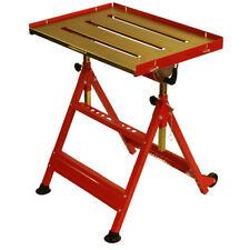 HEAVY DUTY PORTABLE WELDING TABLE WORK BENCH FOR MIG TIG WELDER