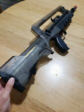 FA-MAS CyberGun Airsoft Rifle 6mm-F1 BBs 466 FPS Used As-Is See Pics Read Descr.