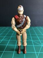 Vintage Gi Joe Sgt Slaughter 1988 (v3) Figure Only No Accessories