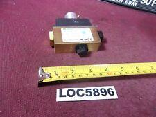 CTE CHEM TEC FAV-500-ESB ADJUSTABLE BRASS MONITOR FLOW SWITCH LOC5896