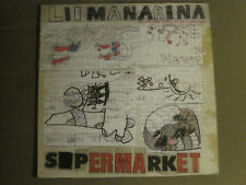 LIIMANARINA SUPERMARKET LP ORIG '95 DRAG CITY INDIE LO-FI ART ROCK NOISE VG++