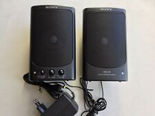 Sony SRS-48 Active Speaker System Made In Japan