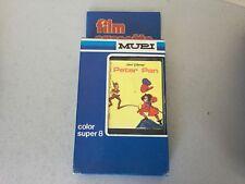 VINTAGE 70s# SUPER 8mm Walt Disney PETER PAN   #NIB