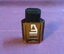 *Miniature Perfume Bottle AZZARO POUR HOMME eau de toilette
