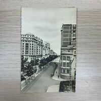 Madrid Spain Espana Reina Victoria Pos ale Bea 1950s Vintage Posted Postcard