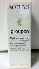 Sothys Softening Emulsion Hydra-Protective Line 50ml 1.69oz New in Box #da