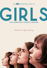 Girls Fourth Season 4 (DVD 2016 2-Disc Set) Drama HBO