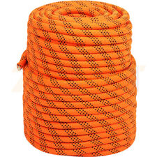 14mm 200ft Wear Resistant Rock Climbing Safety Rope High Strength Auxiliary Rope