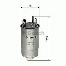 ENGINE FUEL FILTER OE QUALITY REPLACEMENT BOSCH F026402049