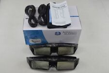 2 X RF3D Active Rechargeable Glasses Substitute Sony 3D TV and TDG-BT500A