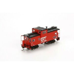 Athearn Grand Trunk Western Road #79022 Wide Vision Caboose Item #ATH74143