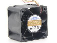 AVC 40x40x28mm BALL BEARING 12V 0.66A FAN DB04028B12U 4-WIRE 23.8CFM Ultra speed