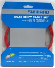 Shimano OptiSlick 105 ST-5800 Road Shift Cable Kit Set Gear RED Y60198040