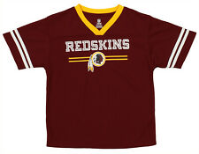 OuterStuff NFL Youth Boys Team Color Mesh Jersey, Washington Redskins