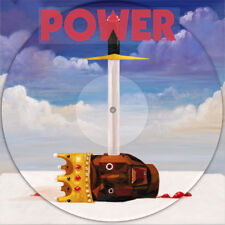 "Kanye West - Power - Picture Disc Vinyl 12"" Single *NEW & SEALED*"