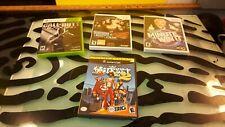 Xbox360 Call Duty NHL 14 - Nintendo Wii Smackdown - Gamecube NBA Street Lot of 5
