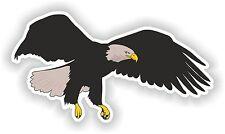 États-Unis Eagle autocollant armée de l'aviation militaire casque Pare-chocs Porte Guitare # 01