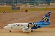 Dragon Wings Delta Express Power Puff Girls 737 1:400 Diecast Plane Model 55444