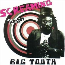 BIG YOUTH - SCREAMING TARGET NEW VINYL RECORD