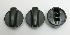 Set of 3 NEW Geo Prizm 93 94 95 96 97 Heater Vent Fan temp Control knob Prism