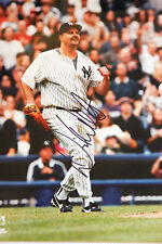 david wells signed picture framed perfect game plate and date