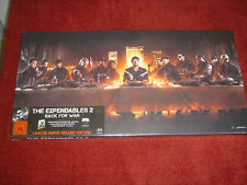 The Expendables 2 *Steelbook* / Limited Super Deluxe Edition / READ READ READ!!