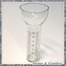 Ersatzglas Regenmesser, Niederschlagsmesser