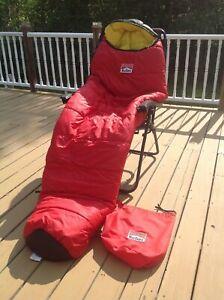 Vintage Marlboro Adventure Team Zero Degree Mummy Sleeping Bag Freshly Laundered