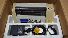 Roland Design Cutter STIKA STX-7 Schneideplotter Gebraucht neues Messer