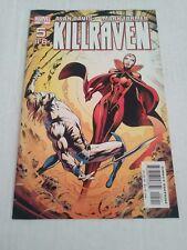2001 Marvel Knights Killraven #1 NM 9.4 Joe Lisner Cover