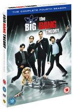 The Big Bang Theory - Season 4  DVD Johnny Galecki, Jim Parsons, Kaley Cuoco, Ku