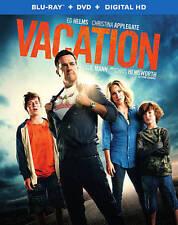 Vacation (Blu-ray/DVD, 2015, 2-Disc Set, Includes Digital Copy UltraViolet)