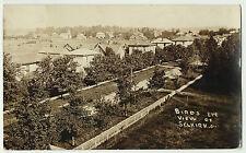 - RPPC Birds Eye View - SELKIRK Ontario Canada  1910  Real Photo Postcard