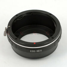 EOS-NEX Adapter Ring For Canon EF EF-S Lens to Sony E Mount Camera and Camcorder