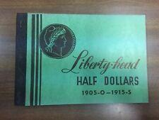 Vintage Meghrig Coin Folder # G-1A For Flying Eagle /& Indian Cents 1856-1909s