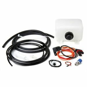 Holley Performance 557-101 Water/Methanol Injection System Installation Kit