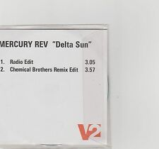Mercury Rev- Delta Sun UK promo cd single