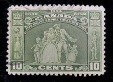 Canada #209 1934 10 cent EMPIRE LOYALISTS STATUE DUPLEX CV$10.00