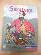 SARATOGA GMT GAMES 9801 1998 WAR GAME GIOCO IN SCATOLA