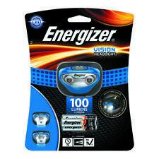 Energizer  100 lumens Blue  LED  Headlight  AAA Battery