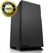 Game Max Silent Mid-Tower PC Gaming Case, ATX, Sound Dampening, 2 Fan...