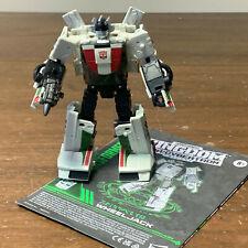 Transformers Generations War for Cybertron Kingdom Deluxe WFC-K24 Wheeljack