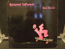"""Buckshot Lefonque 12"""" Music Evolution * VG++ ( DJ Premier Version )"""