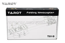 Tarot T810 3K pure carbon 810MM Folding Rack 6 Axis Multiortor Drone - TL810A