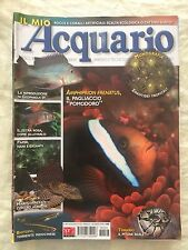IL MIO ACQUARIO n.123 anno 2008 rivista di pesci rettili piante invertebrati...