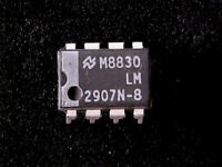 LM2907N-8 - National Semiconductor Frequency / Voltage Converter (DIP-8)