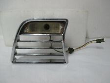 NOS 59 Studebaker Champ Pick Up Left Hand Front Turn Signal Lamp Bezel 1331389S